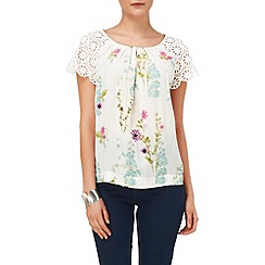Phase Eight - Hermosa print blouse