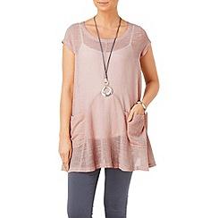 Phase Eight - Mallory linen blouse