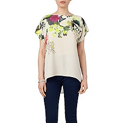 Phase Eight - Acacia floral blouse