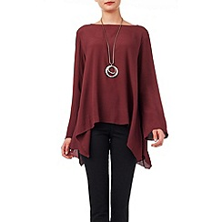 Phase Eight - Paris hanky hem blouse