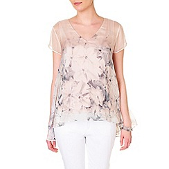Phase Eight - Florentina Silk Print Blouse