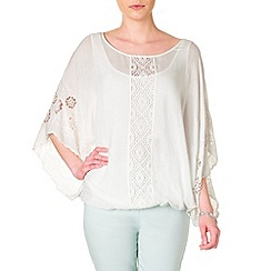 Phase Eight - Sadie Embroidered Blouse