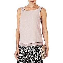 Phase Eight - Vora crepe sleeveless blouse