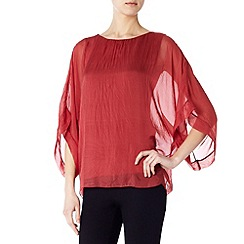 Phase Eight - Zinnia silk blouse
