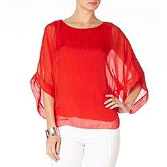 Phase Eight - Zinnia silk blouse