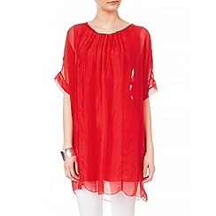 Phase Eight - Jenna silk tunic