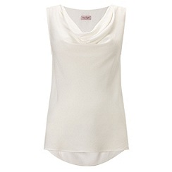 Phase Eight - Dolores cowl sleeveless blouse