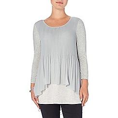 Phase Eight - Betsy pleat split back blouse