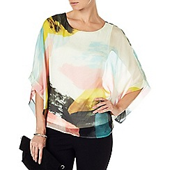 Phase Eight - Fabienne silk blouse