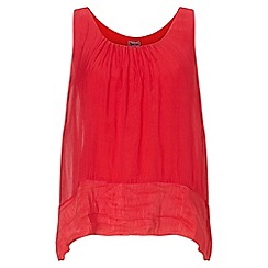 Phase Eight - Mai silk sleeveless blouse
