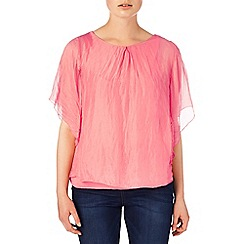 Phase Eight - Sorbet morgenne silk blouse