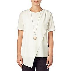 Phase Eight - Ivory portia blouse