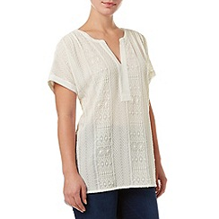 Phase Eight - Eddie Embroidered Top