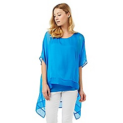 Phase Eight - Monika Oversized Silk Blouse