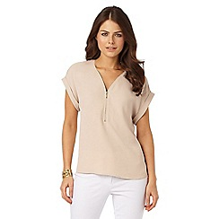 Phase Eight - Remi Zip Front Blouse