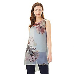 Phase Eight - Clara Print Silk Tunic