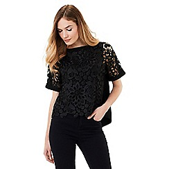 Phase Eight - Georgie Lace Front Blouse
