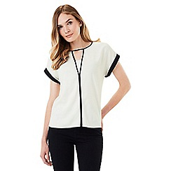 Phase Eight - Remi Monochrome Blouse