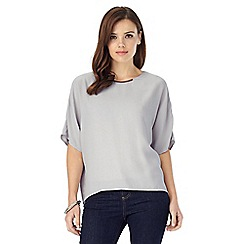 Phase Eight - Leila Metal Bar Trim Blouse