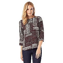 Phase Eight - Ivy Spot Blouse