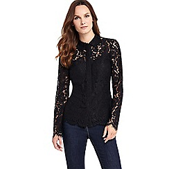 Phase Eight - Liv Lace Shirt