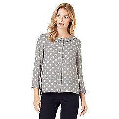 Phase Eight - Marilyn Spot Blouse