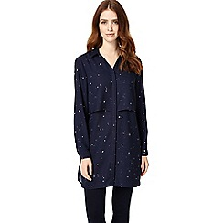 Phase Eight - Navy Hailey Star Print Tunic