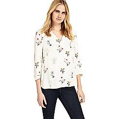 Phase Eight - Aria print blouse