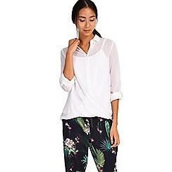 Phase Eight - Poppy cross over blouse