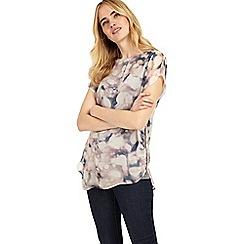 Phase Eight - Multi-coloured davina print blouse