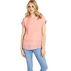 Phase Eight - Lou silk t-shirt