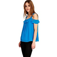 Phase Eight - Robyn cold shoulder blouse