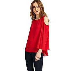 Phase Eight - Dania cold shoulder blouse