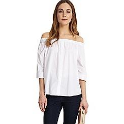 Phase Eight - Kayla cold shoulder blouse