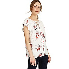 Phase Eight - Nina blossom print blouse