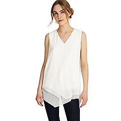 Phase Eight - Sleeveless lenia blouse