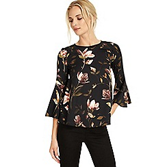 Phase Eight - Multi-coloured kailey print blouse