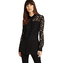 Phase Eight - Livia lace blouse