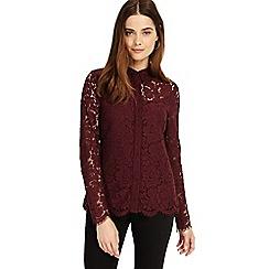 Phase Eight - Liv lace shirt