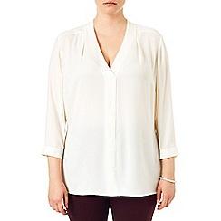 Studio 8 - Sizes 16-24 Abbie blouse