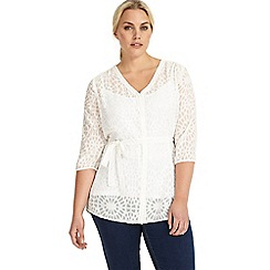 Studio 8 - Sizes 12-26 holly blouse