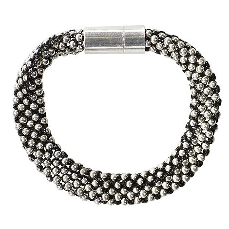 Phase Eight - Grey Beaded Bracelet