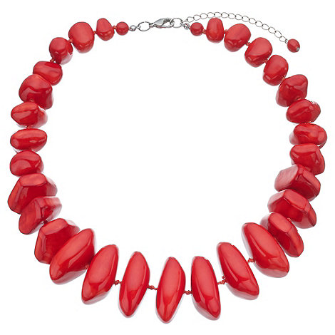 Phase Eight - Red Hamilton Necklace