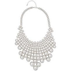 Phase Eight - Silver Silver Bea Collar