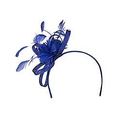 Phase Eight - Violet Blue rosie fascinator