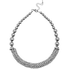 Phase Eight - Silver julia necklace