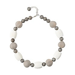 Phase Eight - Grey debbie necklace