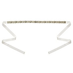 Phase Eight - Ivory edwina embellished belt