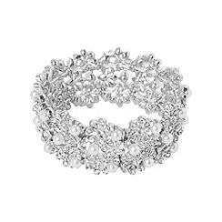 Phase Eight - Pearl Detail Stretch Bracelet