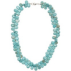 Phase Eight - Turquoise alice necklace